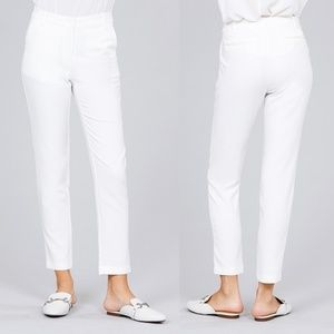 Off White Classic Side Seam Pants {Active Basic}